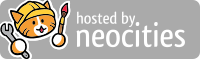 this site hosted by neocities
